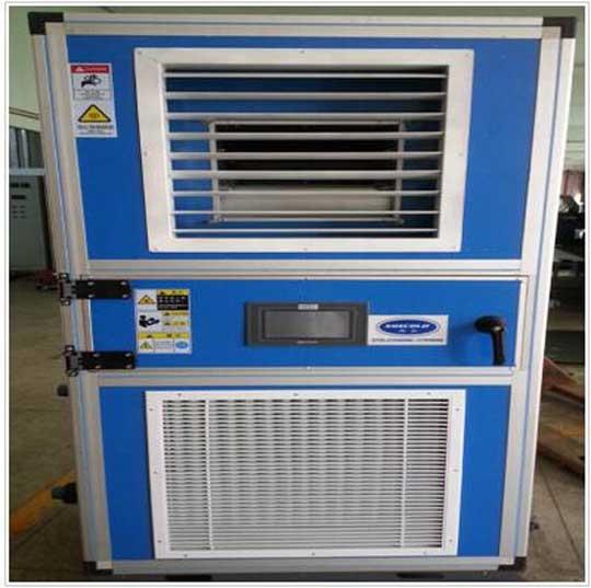 中央空调在施工中应注意的关键点